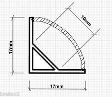 1616 2M Aluminium Profile Channel Extrusion LED Light 5050 5630 3528