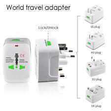Europe/UK/US/China..Universal International Travel Adapter Plug Surge Protector