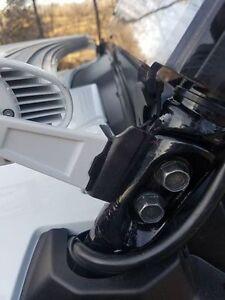 Honda Pioneer 1000 Light Bar Brackets