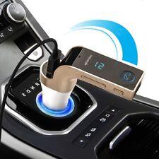 Wireless Bluetooth Car MP3 Player Radio FM Transmitter LCD USB Charger Kit UK