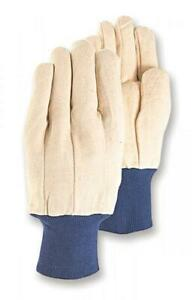 Handmaster Men's All Purpose Canvas Gloves (T88T)