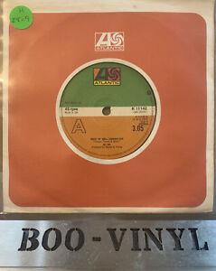 "AC/DC ROCK N ROLL DAMNATION / SIN CITY 7"" vinyl 45 1978 original! EX / EX CON"