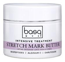 Basq NYC Intensive Treatment Stretch Mark Butter 5.5oz. Scar Reducer