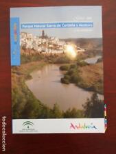 GUIA DEL PARQUE NATURAL SIERRA DE CARDEÑA Y MONTORO Y SU ENTORNO (7L)