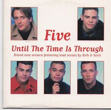 Five-Until The Time Is Through cd single