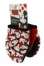 Disney Mickey Mouse Cotton w/Neoprene Mini Oven Mitts Glove Hotpas