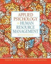 Applied Psychology in Human Resource Management [7th Edition]