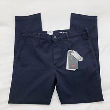 NWT Levi's Performance 511 Slim Trousers Men's 34 X 34 Dry Cool Premium $118