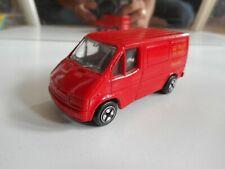 """Corgi Ford Transit """"Royal Mail"""" in Red"""