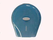 Dispensador de papel higiénico pared PLC Azul