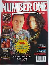 NUMBER ONE UK MUSIC MAGAZINE 17/3/90 -TEARS FOR FEARS-BROS -B-52's -CANDY DULFER