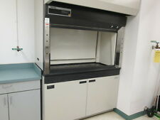 Labconco Fume Hood and Acid Storage Cabinet