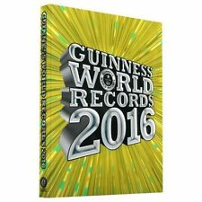 Guinness World Records 2016 by Guinness World Records Limited (Hardback, 2015)