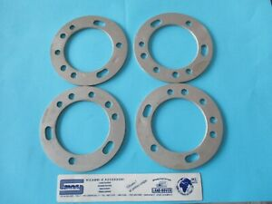 Spacers Wheel 5mm 4 Pieces Isuzu Campo D Max Trooper Mazda B2500 Sivar DST02