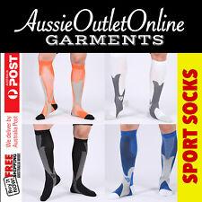 Medical Compression Socks Leg Calf Support Stockings Sports Socks - AOO NSW