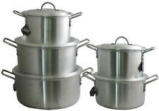 Unbranded Steel Saucepans & Stockpots