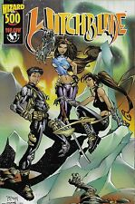 Witchblade No.500 / 1998 Limited Wizard Special Edition with Certificate