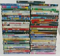 Lot of 49 Used DVD Movies Wholesale Bulk Collection Huge Lot.    Free Shipping