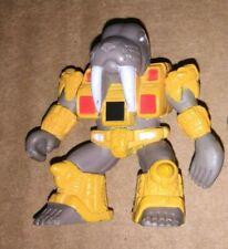 Vintage 80s Battle Beasts Action Figure Wolfgang Walrus #37 Hasbro 1987