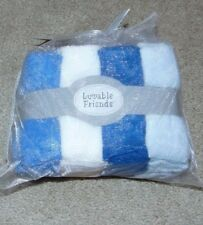~24 NWT Boys LUVABLE FRIENDS Wash Cloths Cute FS:)~