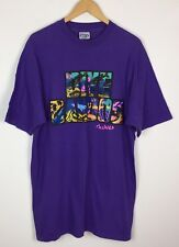 VINTAGE RETRO 90'S BRIGHT BOLD CRAZY FRESH PRINCE OVERSIZED T SHIRT TOP UK L
