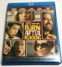 Burn After Reading (Blu-ray movie)