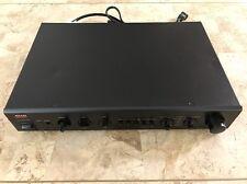 Adcom GFP-565 2 Channel Pre-Amp/Processor Amplifier Read