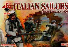 RED BOX 1/72 Italiano MARINEROS Boxeador Rebellion 1900 #72029
