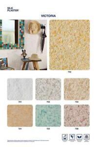 Silk Plaster UK Ltd Liquid Wallpaper Victoria COLORS