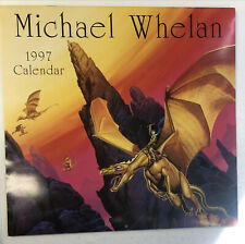 Michael Whelan 1997 Art Calendar