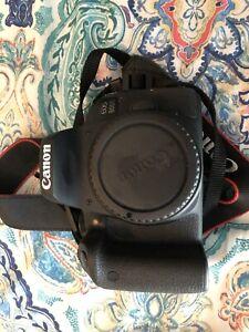 Canon EOS Rebel T7i DSLR 3.0 inch Digiral Camera with Accessory Bundle