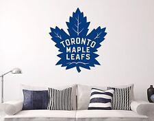 Toronto Maple Leafs  Wall  Decal Sports Hockey Sticker Vinyl Decor NHL Atlantico