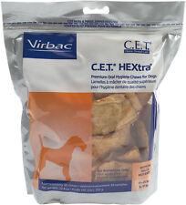 CET Hextra Chews for Dogs Medium 30 Chews
