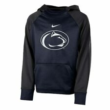 Penn State Nittany Lions Nike Therma Fit hoodie sweatshirt YOUTH medium Dri-ft