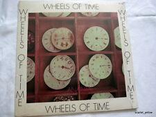 ANANTA Wheels of Time LP 1978 Govinda Record USA Vinyl Album RA-107 ADVANCE Mint