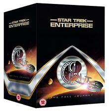 Star Trek Enterprise - The Full Journey - 27 Disc Box Set  DVD - New Sealed