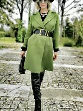 BNWT Zara Green Coat Size Size Small  🌳