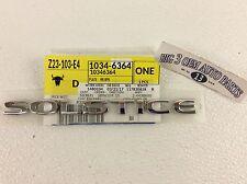 Pontiac GM OEM 06-09 Solstice Rear Bumper-Emblem Badge Nameplate 10346364