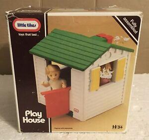 Little Tikes Miniature Play House