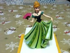 "Jim Shore for Enesco Disney Showcase Anna Couture Deforce Figurine, 8"" 4045772"