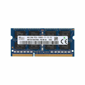 SK Hynix 4GB 2RX8 PC3L-12800S DDR3L 1600MHz Laptop Speicher RAM SODIMM 204PIN