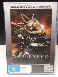 APPLE SEED (DVD) The Movie  -  REG 4 AUST - MADMAN MANGA ANIME