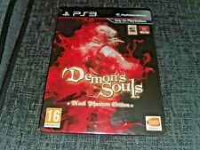Demon's Souls Black Phantom Collector Edition PS3/PlayStation 3 Game New&Sealed+