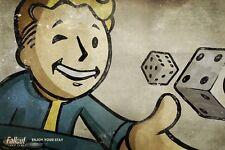 Fallout New Vegas FRIDGE MAGNET (2 x 3 inches)(AD)