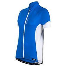 Maglie da ciclismo blu in poliestere taglia XXL