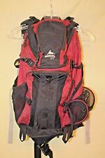 Gregory Iris Women's Specific Maroon Backpack With Exo-Frame Size Small 27 Liter