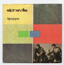 "(C354) Alphaville, Big In Japan - 1984 - 7"" vinyl"