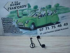 Burago 1/24 pièces   Citroen Traction 15/6   volant + train AV