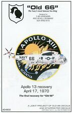 """NEW Old 66 Decals 4802 1:48 Sikorsky SH-3D Sea King """"Old 66"""" Apollo 13 Recovery"""