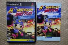 Bomberman Battles Sony Playstation2 PS2 Japanese Video Game